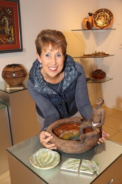 Helen Davey - Ceramic Studio Brisbane
